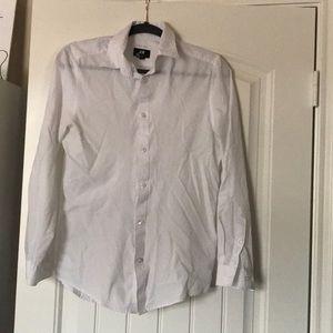 White small dress shirt